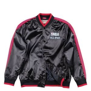 Mitchell & Ness Satin Jacket